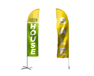 Feather Flags - JPSPrint|Design,Print&MarketingSolutions Signs&BannerService·ScreenPrinting&Embroidery·GraphicDesigner