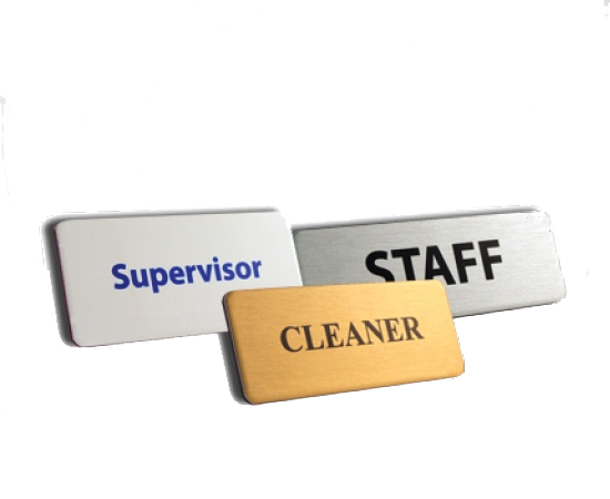 JPS Print - Name Tags